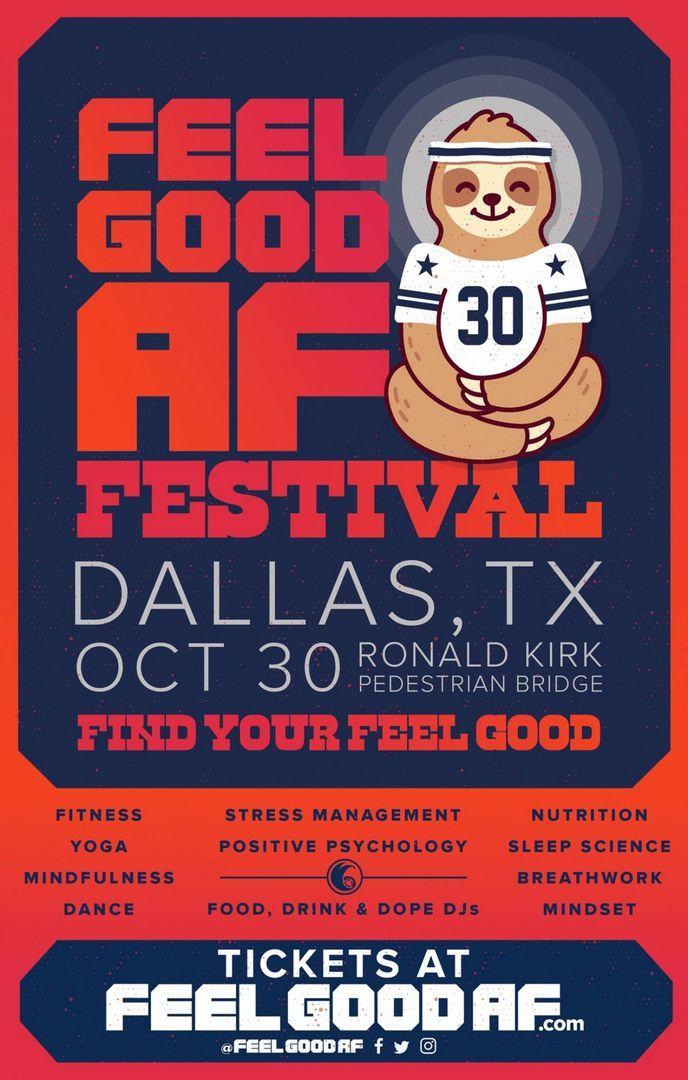 Feel Goof AF Festival