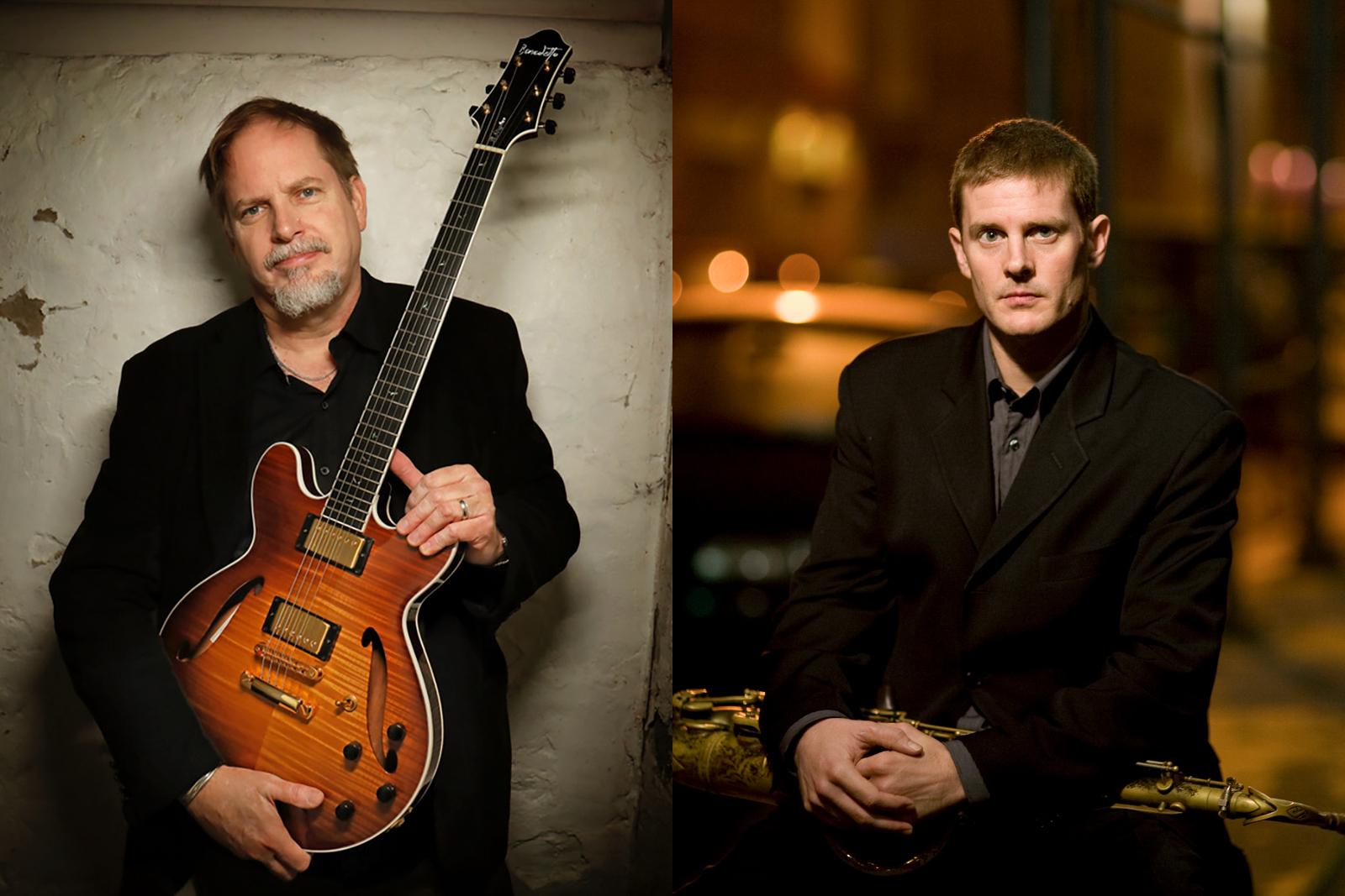 The Dave Stryker Quartet & The Eric Alexander Quintet