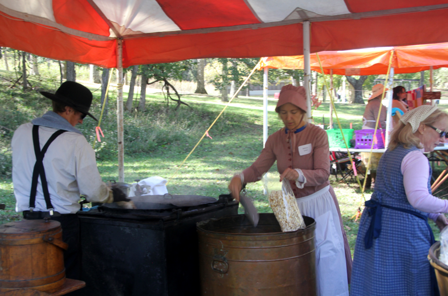 Old Iron Works Festival