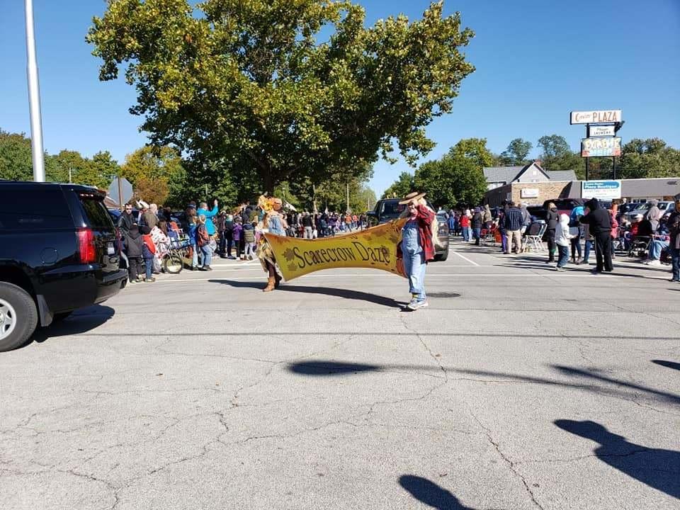 Scarecrow Daze Festival Pageant