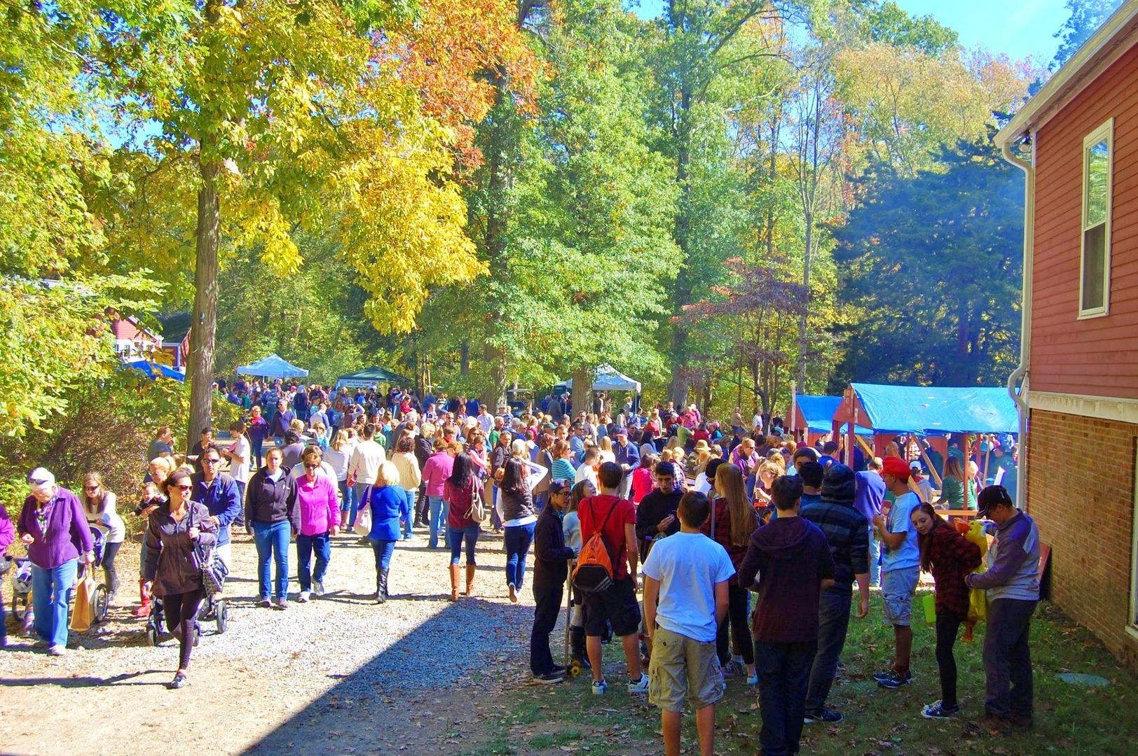 NRT's 48th Annual Harvest and Craft Fair