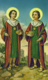St/ Cosmas & Damian Pilgrimage