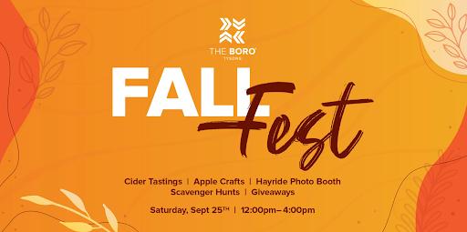 Fall Fest at the Boro