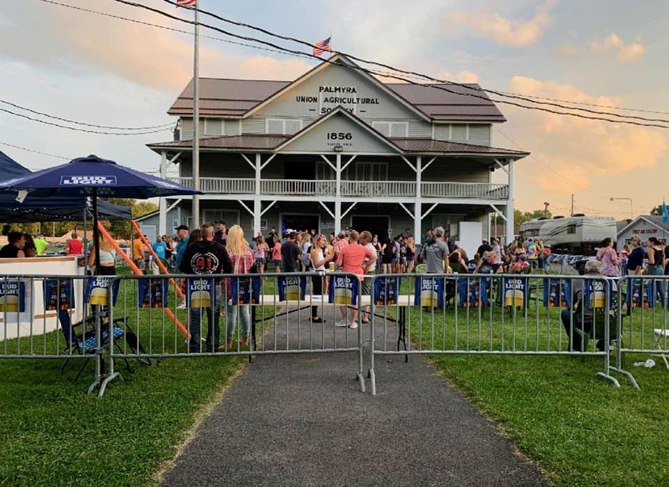 Wayne County Fair Old Fashioned Barn Dance