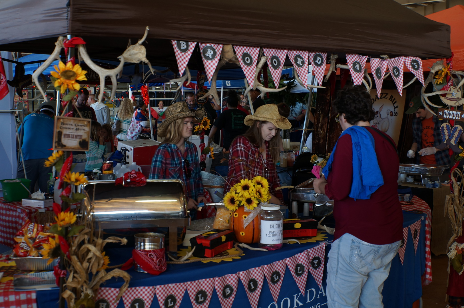 The 40th Annual Marion County Chili Cook-Off