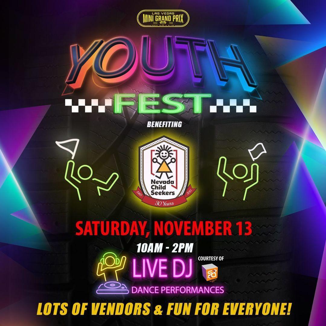 Las Vegas Mini Grand Prix Youth Empowerment Festival