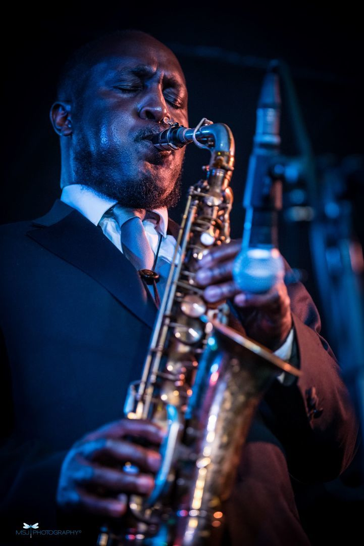 A Tribute to Cannonball Adderley with the Tony Kofi Quintet