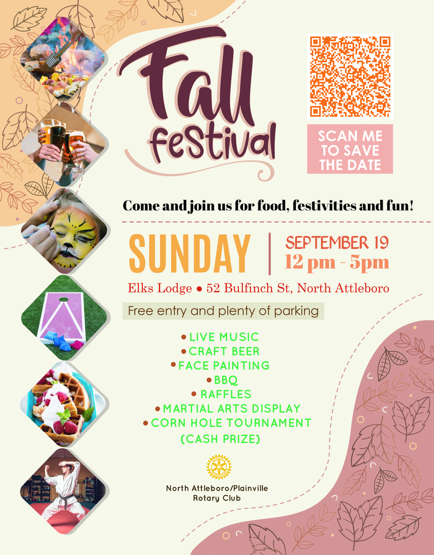 Fall Fest - Free Event - Tickets only needed for Corn hole Tournament