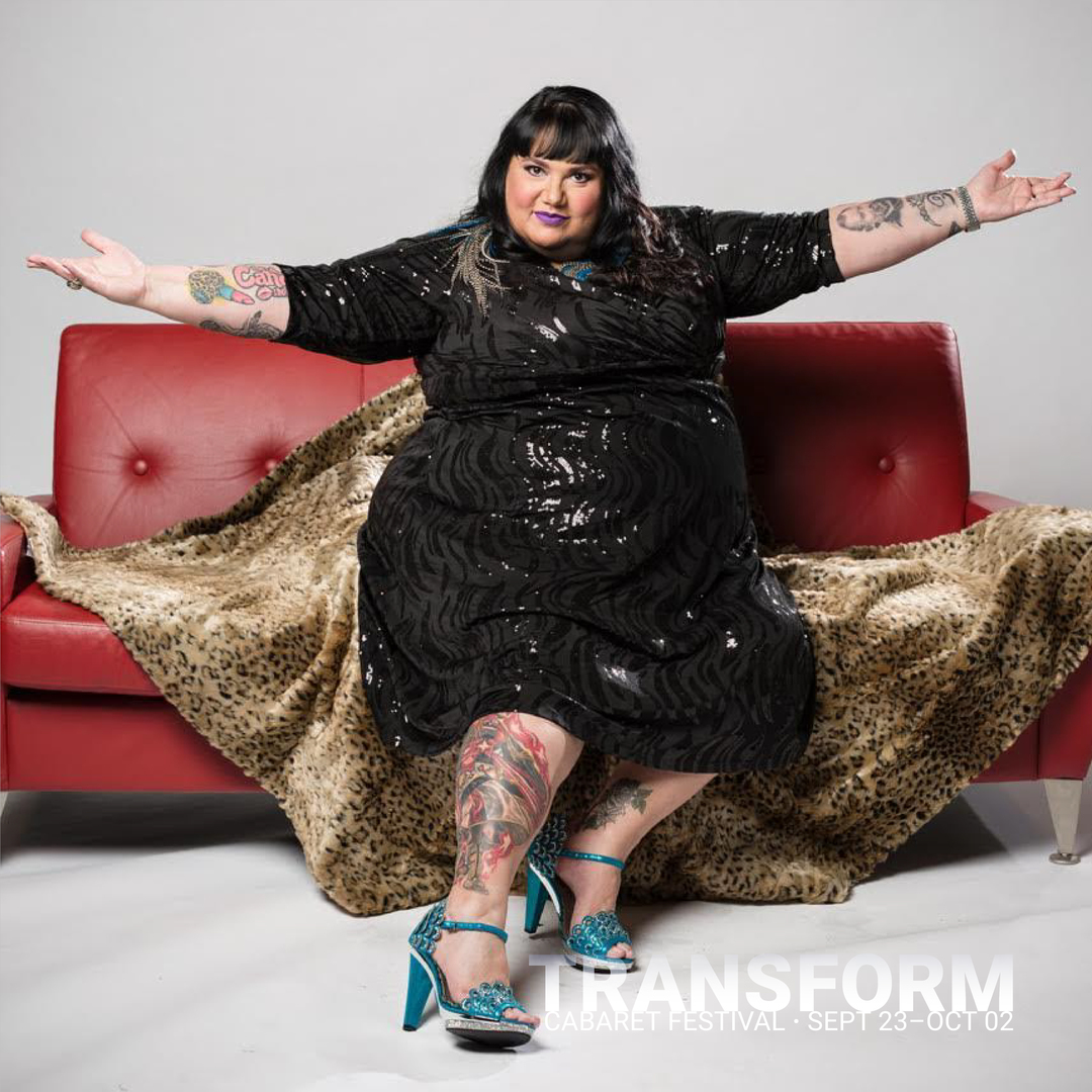 The Candy Show with Candy Palmater and Friends — TRANSFORM Cabaret Festival