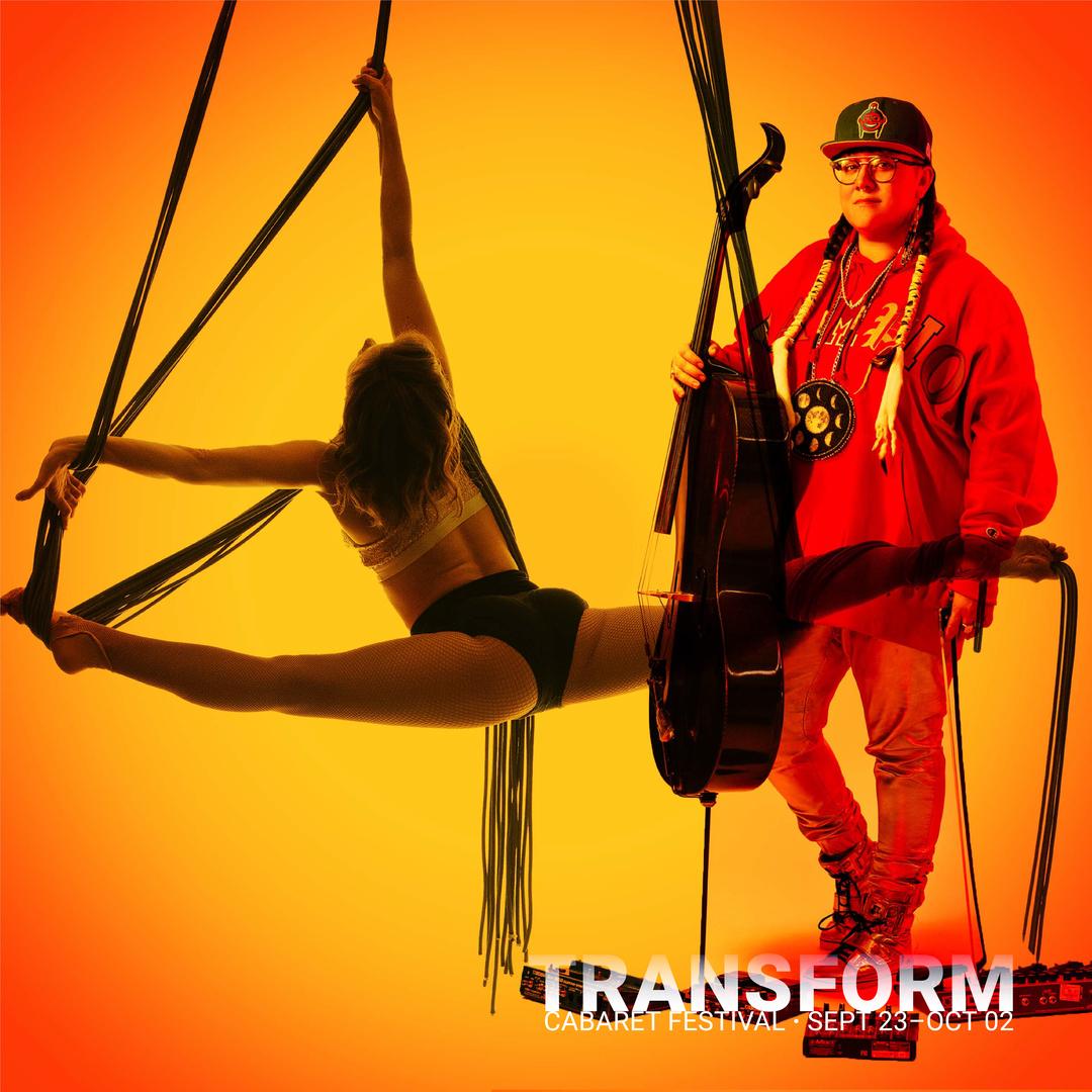 Connective T/issue—Classical Cirque — TRANSFORM Cabaret Festival