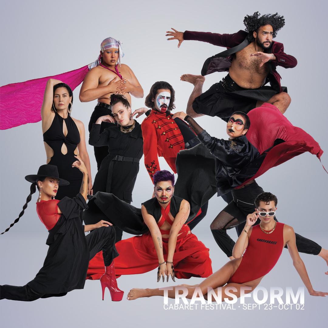 Closing Night Bash — TRANSFORM Cabaret Festival
