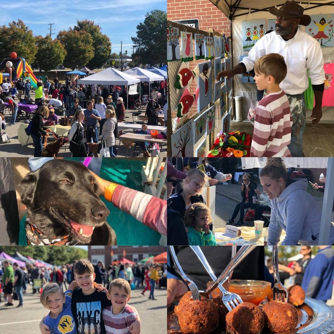 Midlothian Village Day Festival & Craft Fair