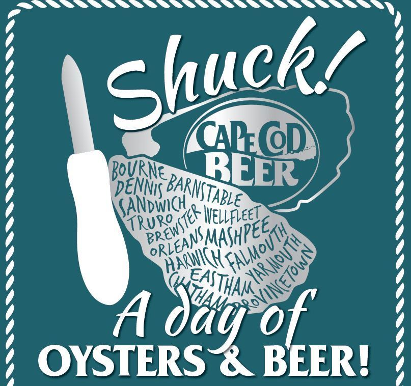 Shuck! A Day of Oysters & Beer at Cape Cod Beer