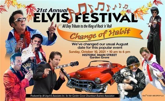 21st Annual Elvis Festival