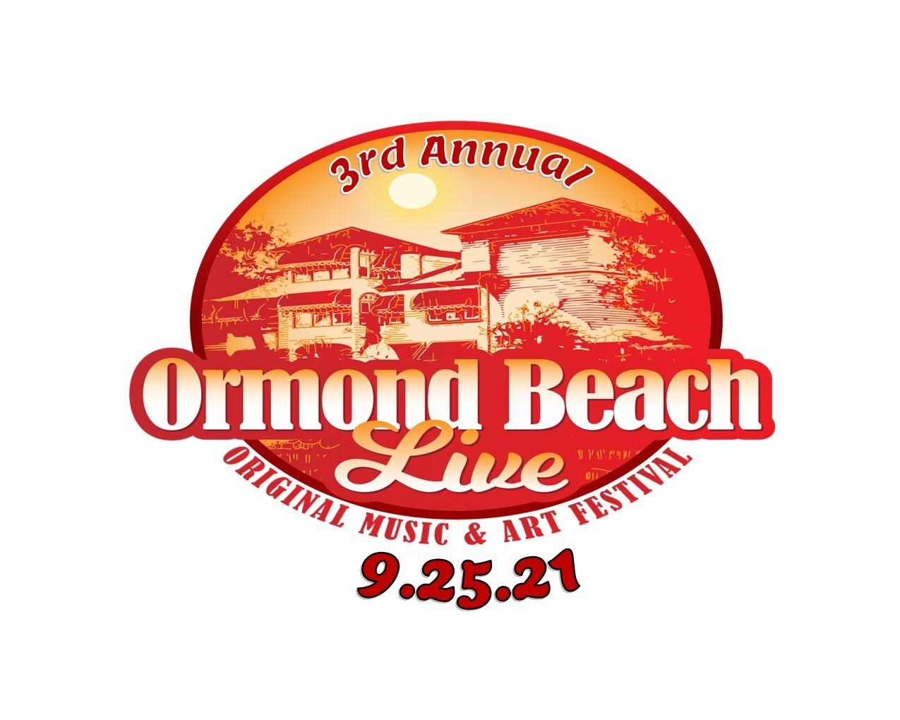 3rd Annual Ormond Beach Live Original Music & Art Festival