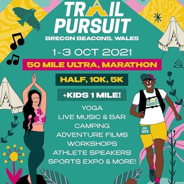 Trail Pursuit Brecon Beacons: Ultra, Marathon, Half, 10k & 5k