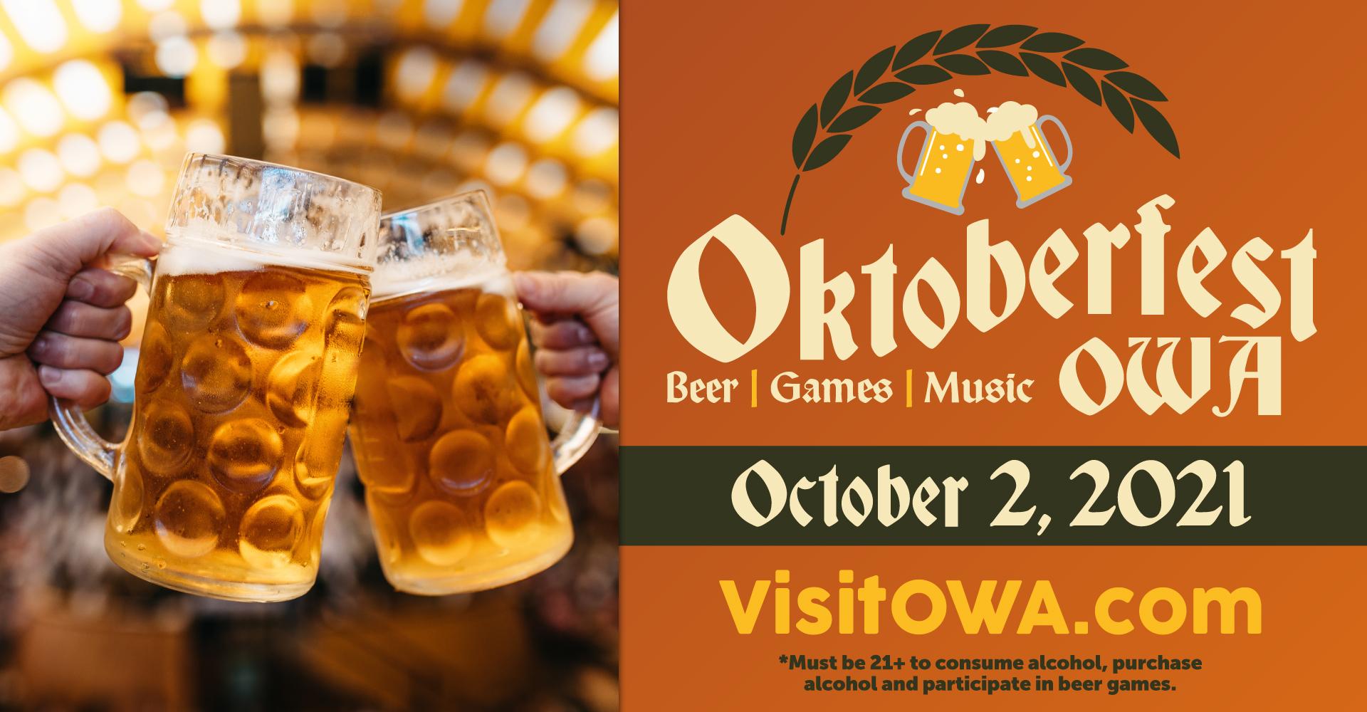 Oktoberfest at OWA