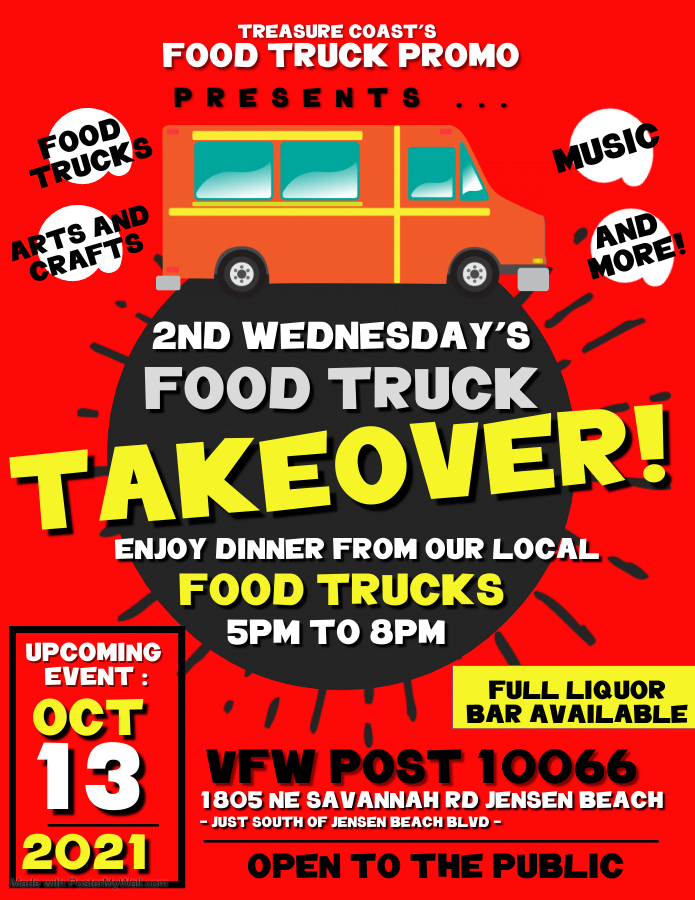 Food Truck Take-Over