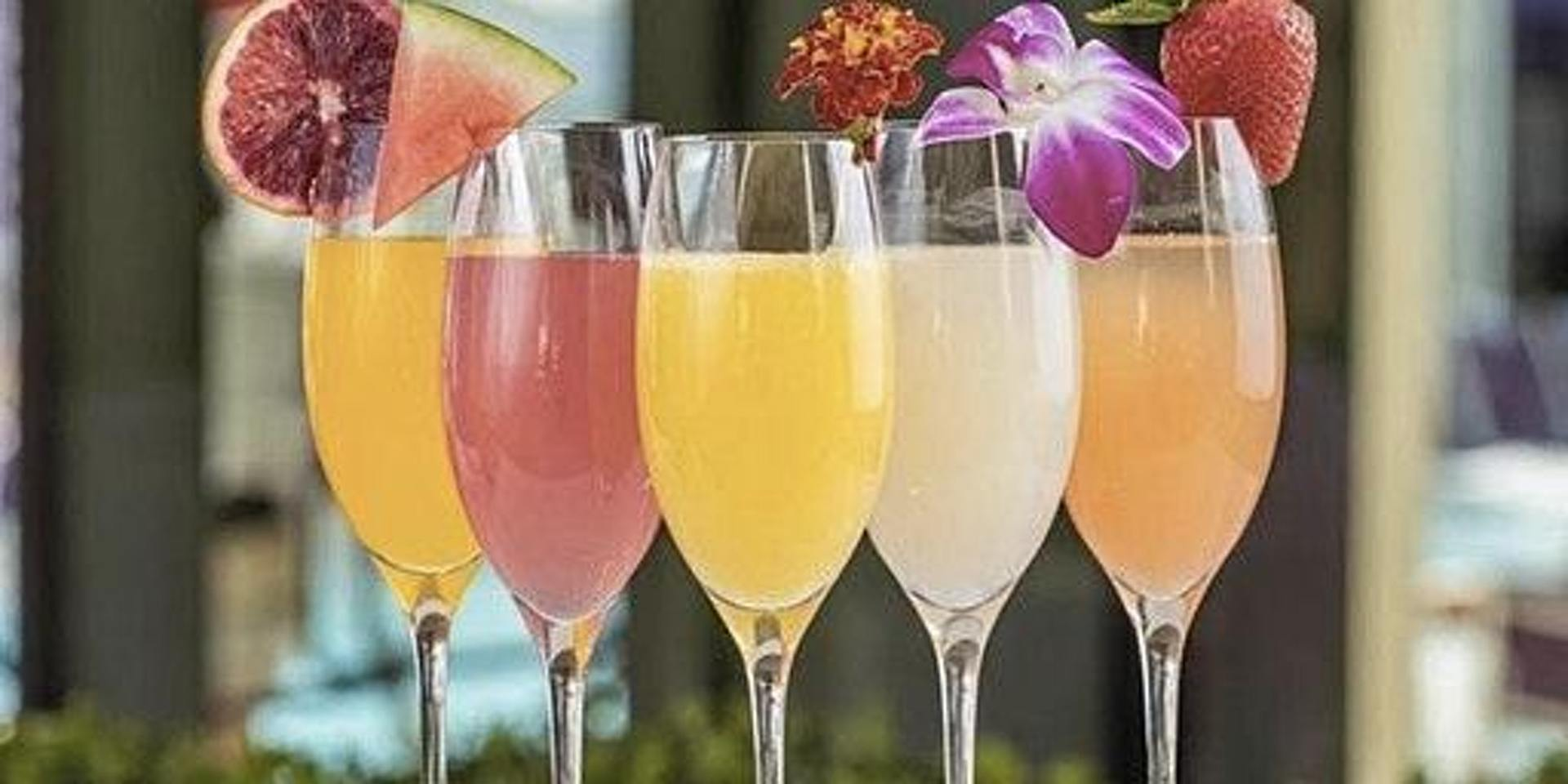 Halloween Weekend Mimosa Fest at Crazy Pour!