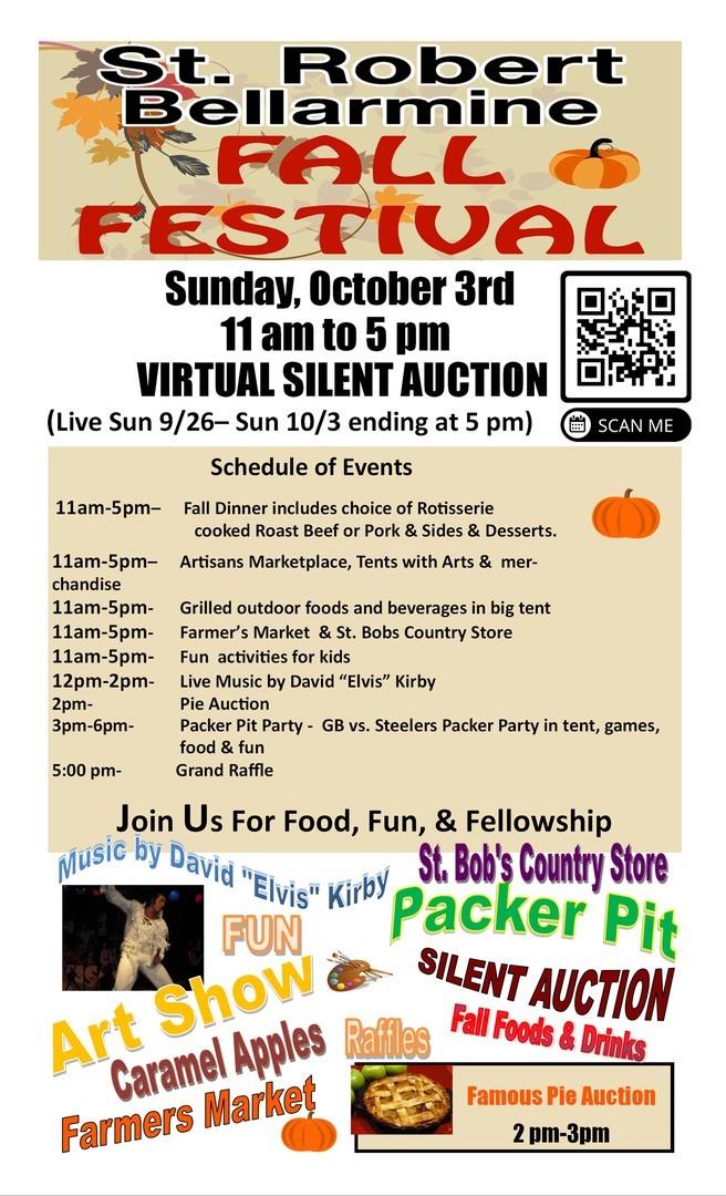 St. Robert Fall Festival and Art Show