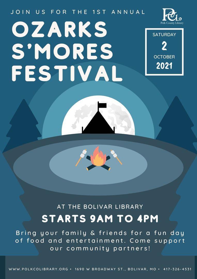 Ozarks S'mores Festival