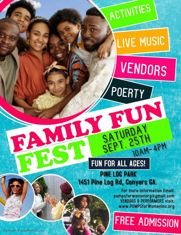 FAMILY FUN FEST 2021