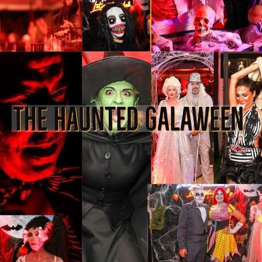 The Haunted Galaween-  Halloween Ball