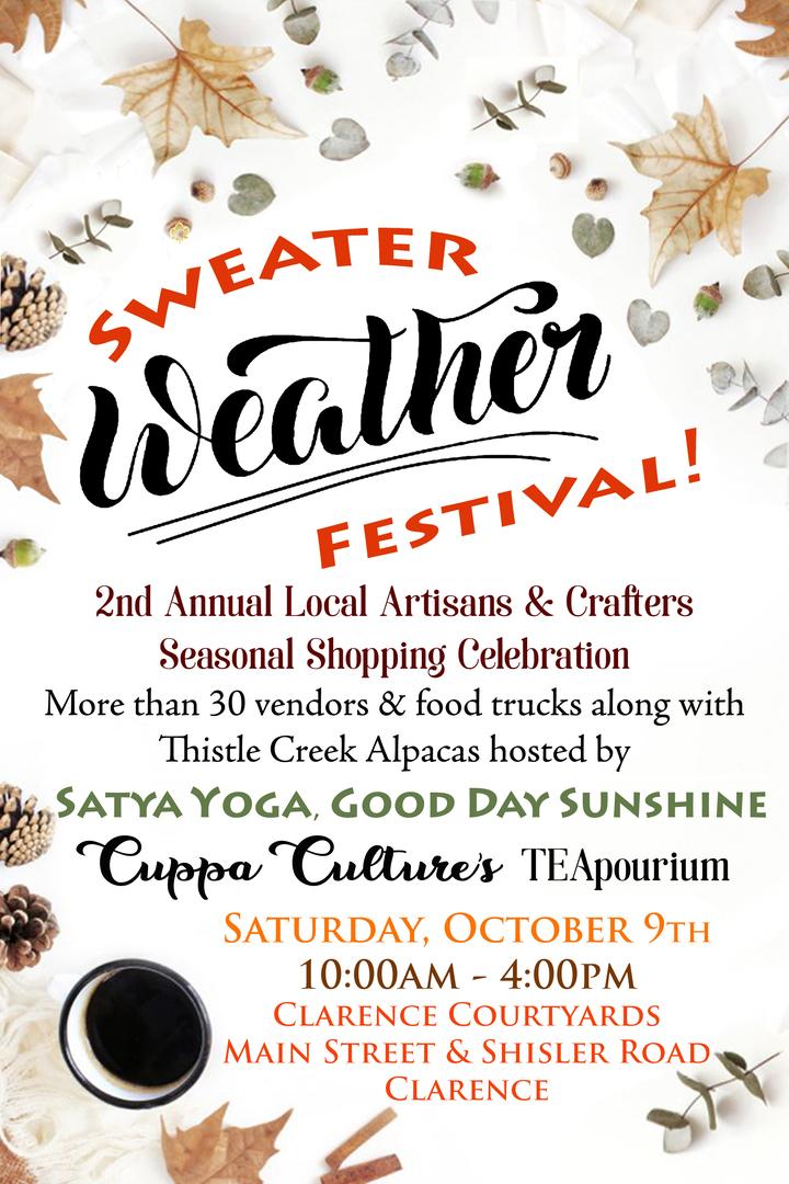 Sweater Weather Festival