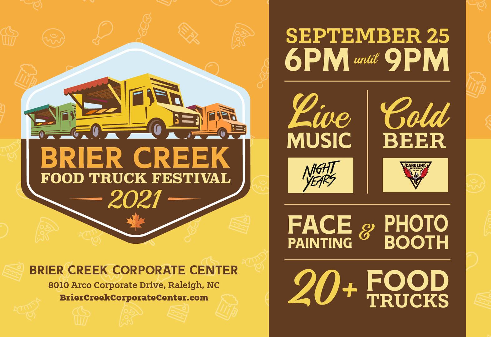 Brier Creek Food Truck Festival