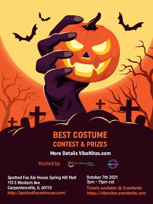 Halloween Costume Contest in Carpentersville