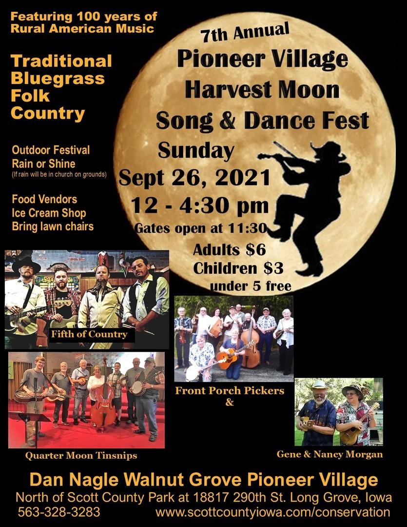 Harvest Moon Song & Dance Fest 2021