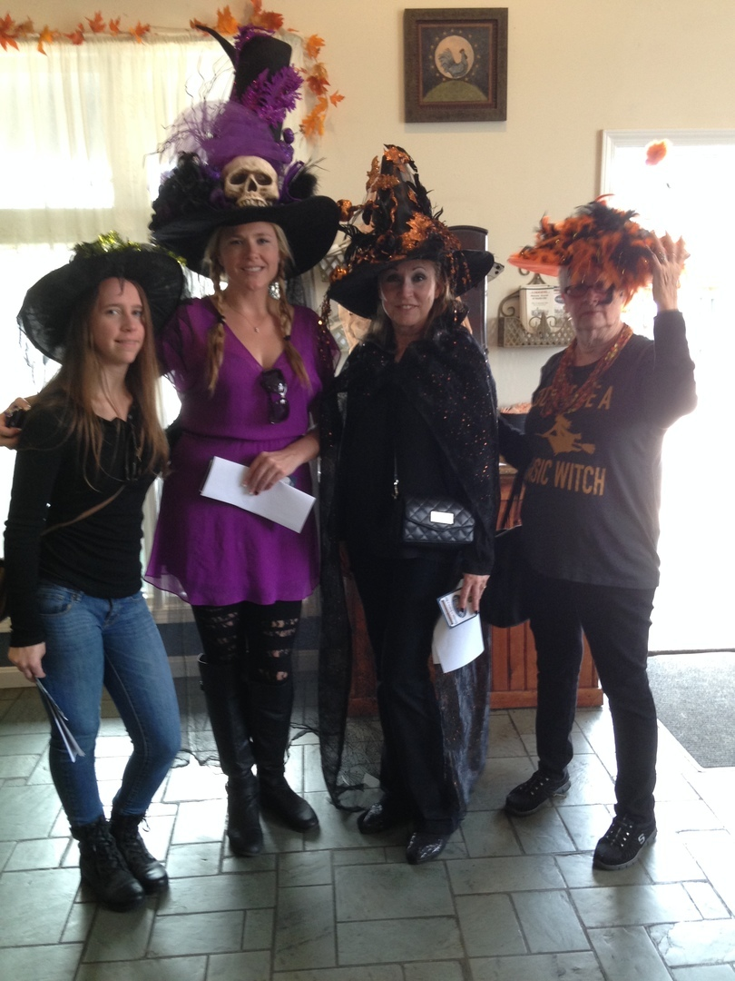 Witches Day Out
