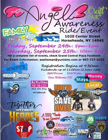 Angels Awareness Event
