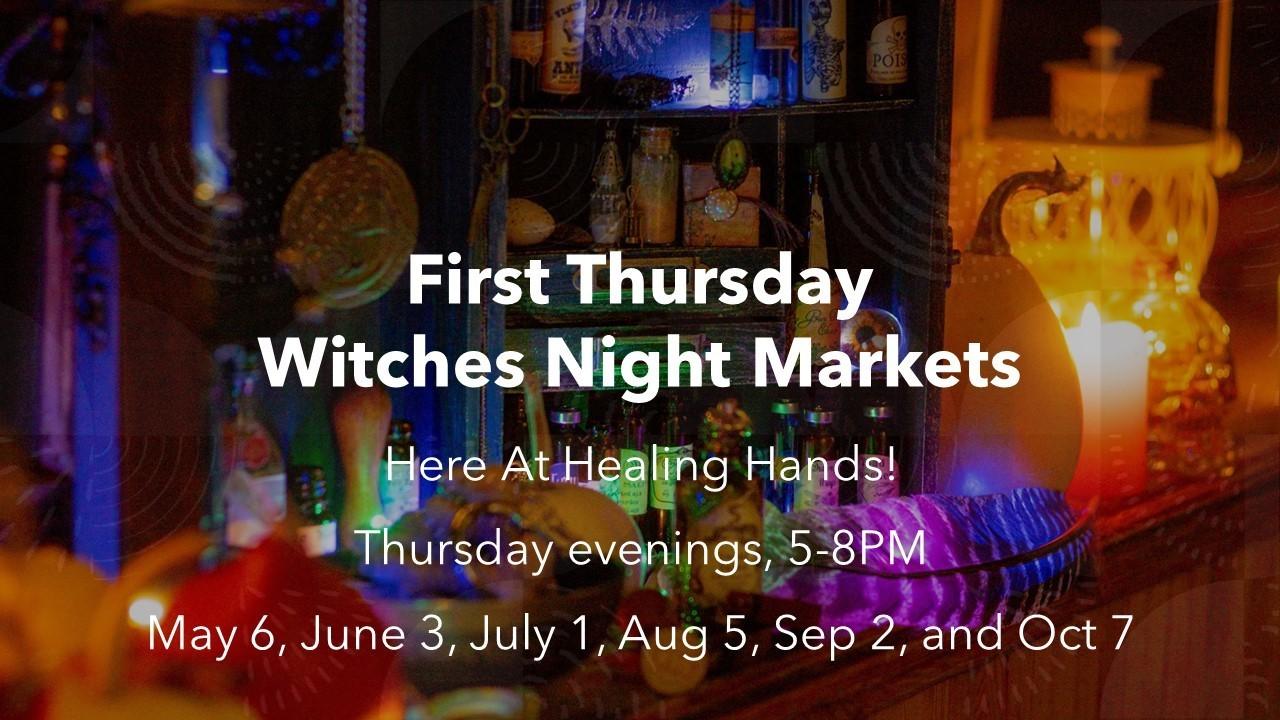 Final Witches Night Market of the Year