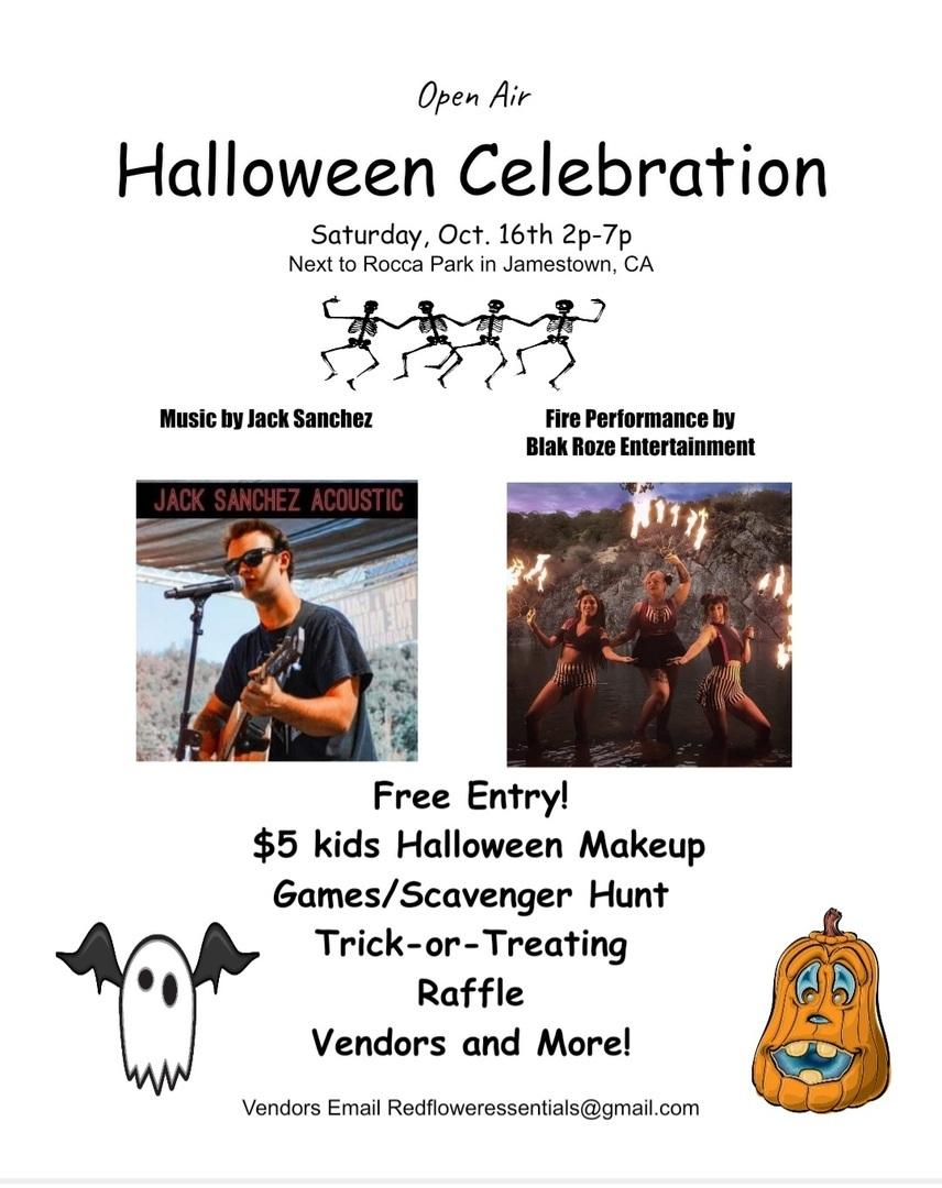 Open-Air Halloween Celebration