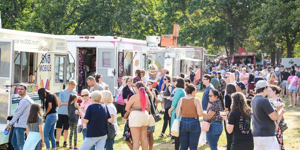 Salem Food Truck & Craft Beer Festival