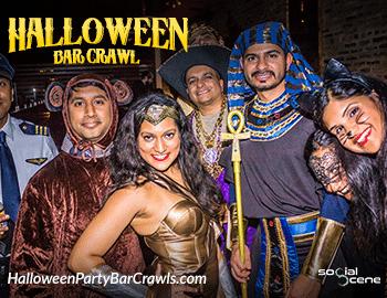 2021 Denver Halloween Bar Crawl (Saturday)