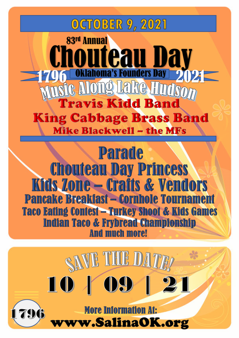 Chouteau Day (83rd Annual)