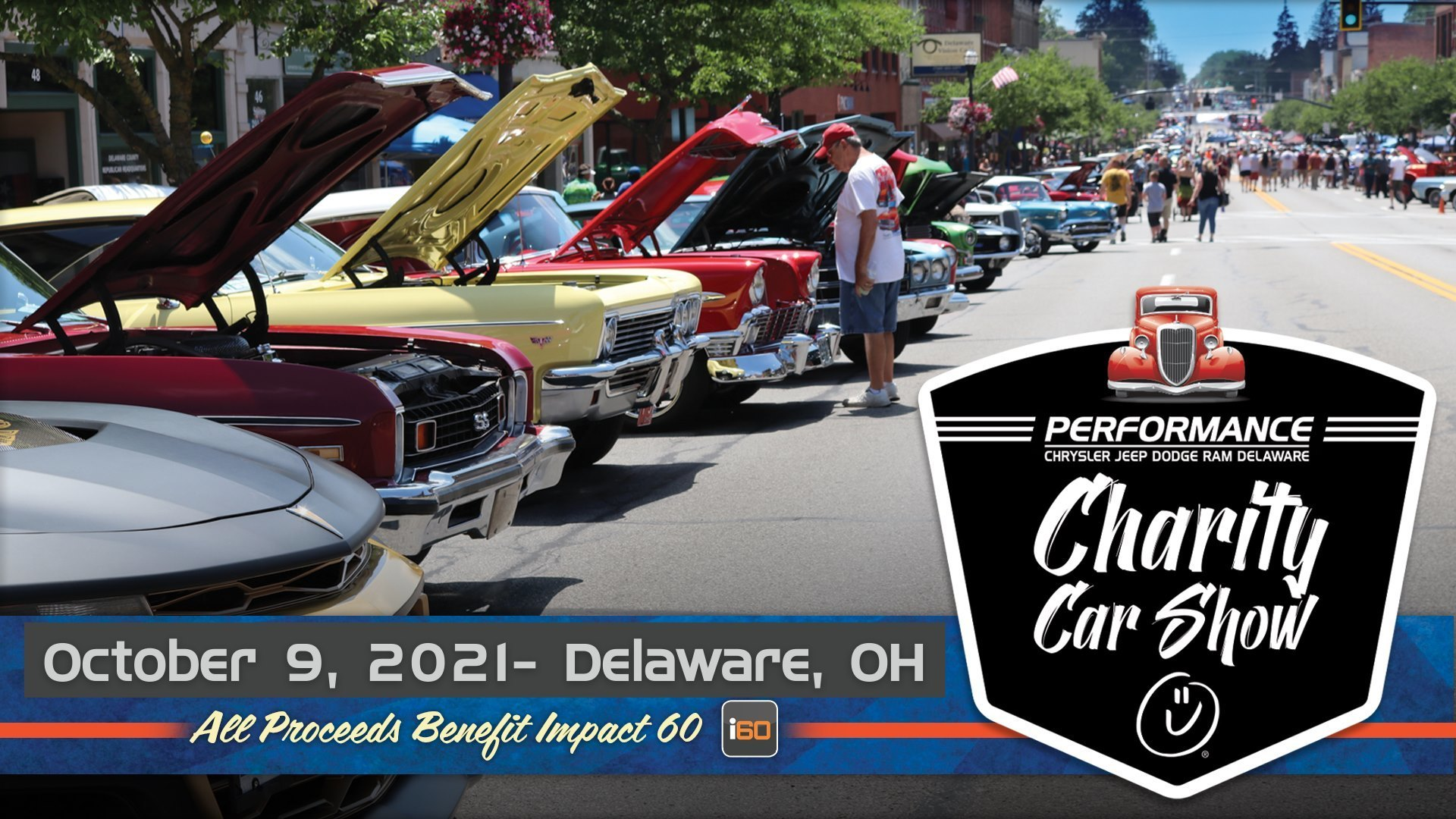 Delaware Charity Car Show (formerly Blast from the Past)