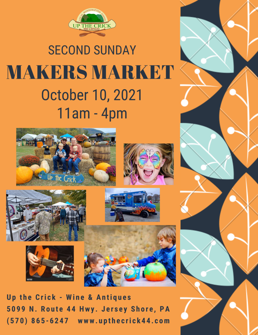October Makers Market