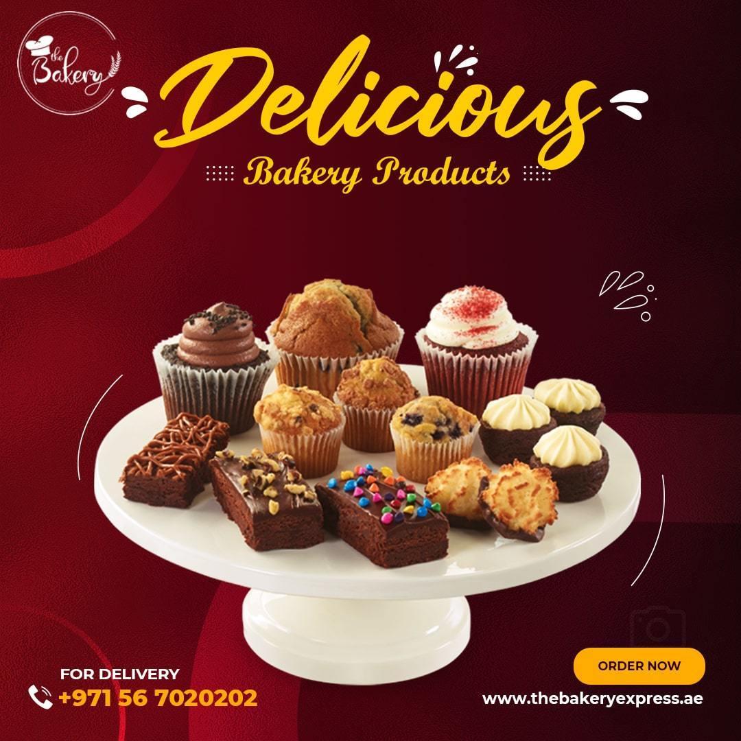 Enjoy Cupcakes   Best Birthday Cake Shop near me in Dubai