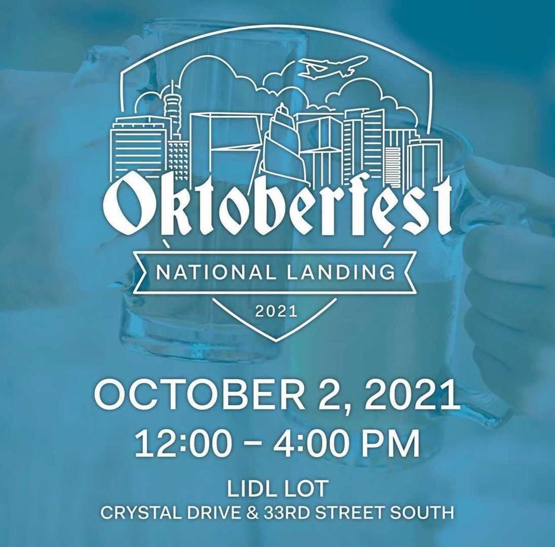 National Landing Oktoberfest