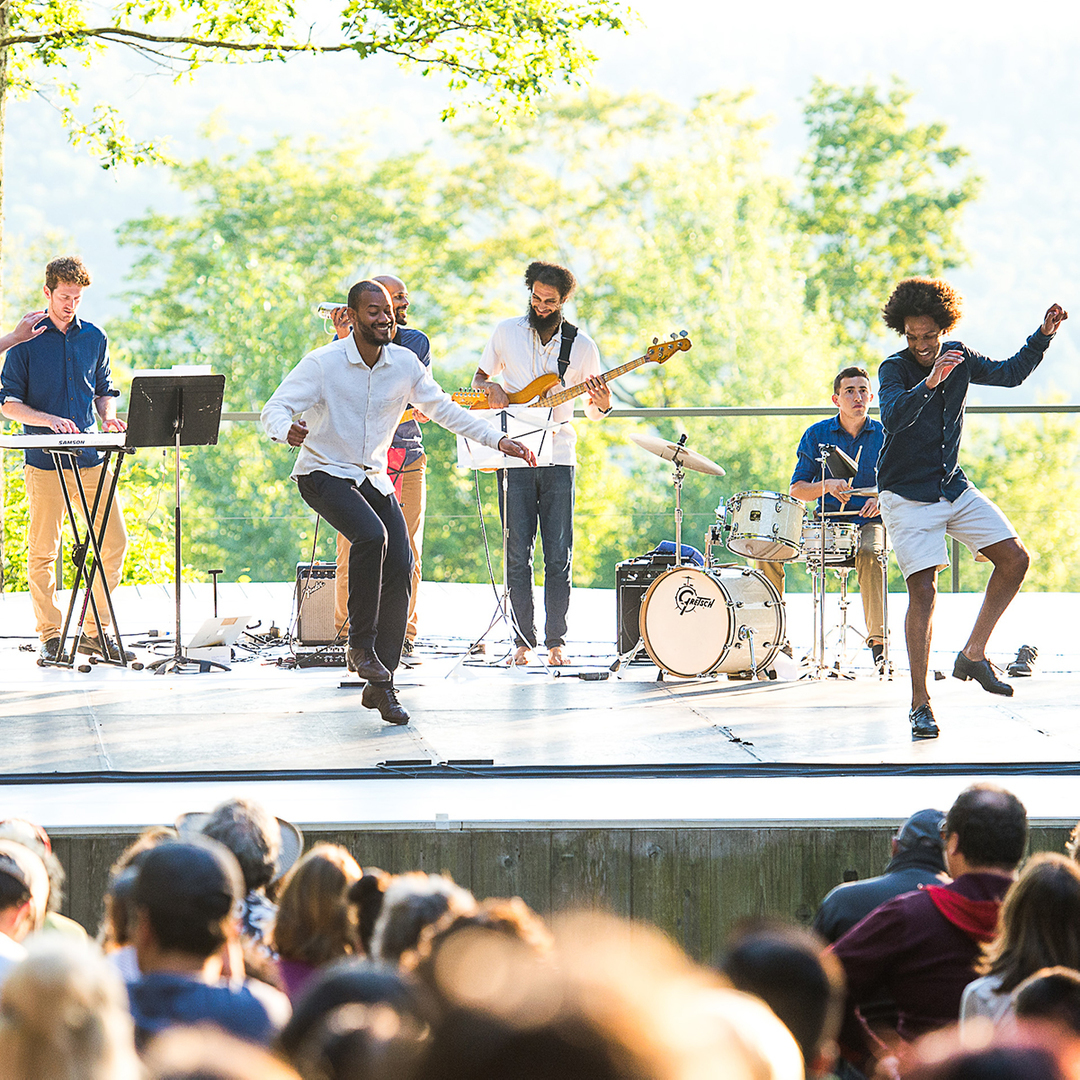FirstWorks Live—Music at Roger Williams Park concert series