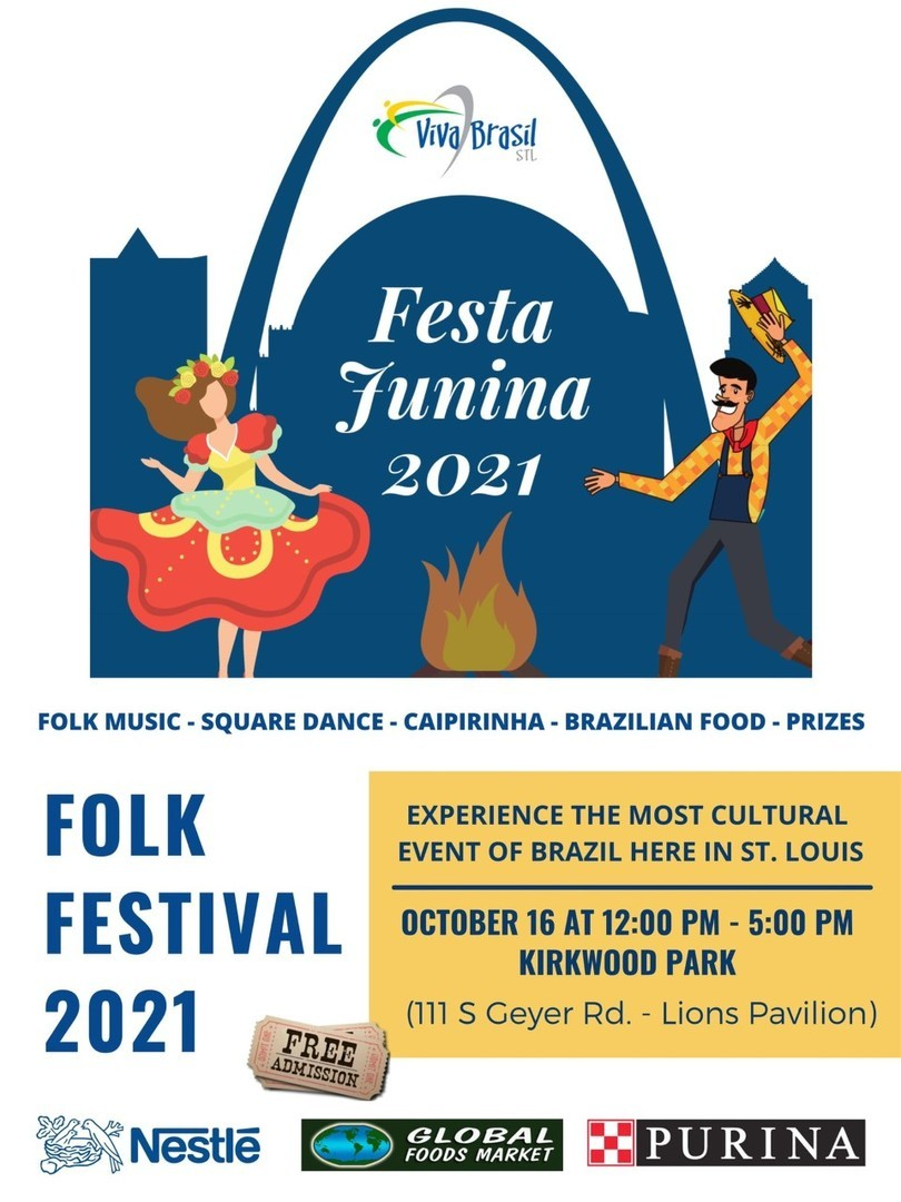 Brazilian Folklore Party (Festa Junina)