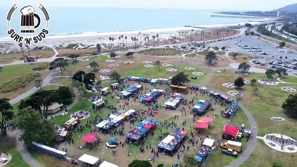 Surf 'n' Suds Beer Festival Ventura
