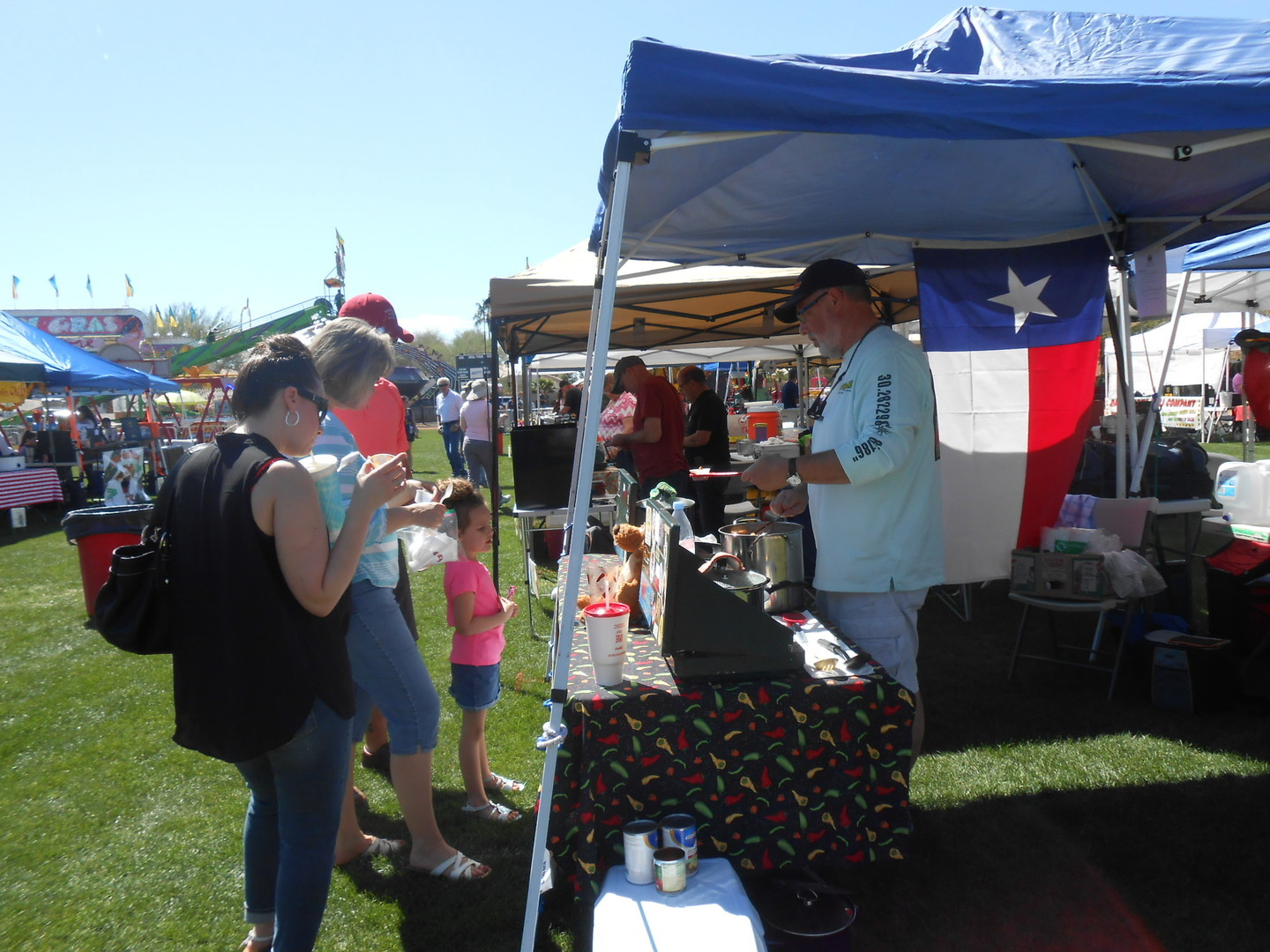 Ahwatukee Chili Cook Off and Carnival