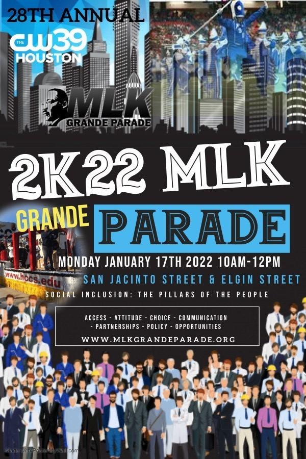 Houston MLK Parade-2022