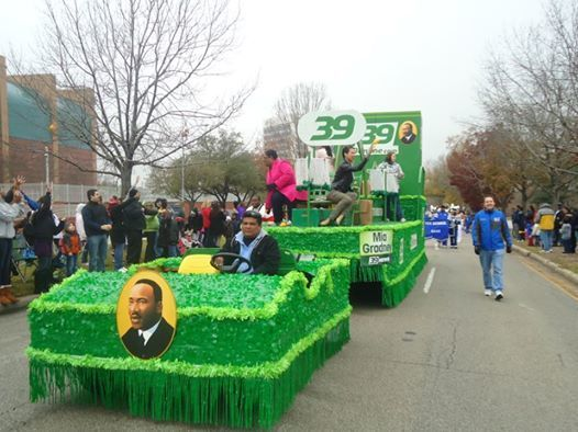 MLK  Parade Houston