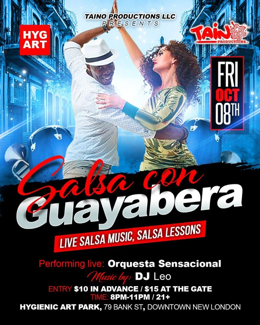 Salsa con Guayabera
