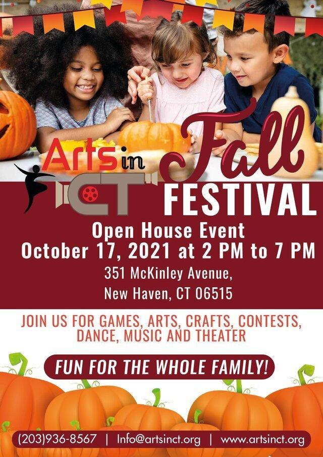 Fall Festival for Kids - Open House